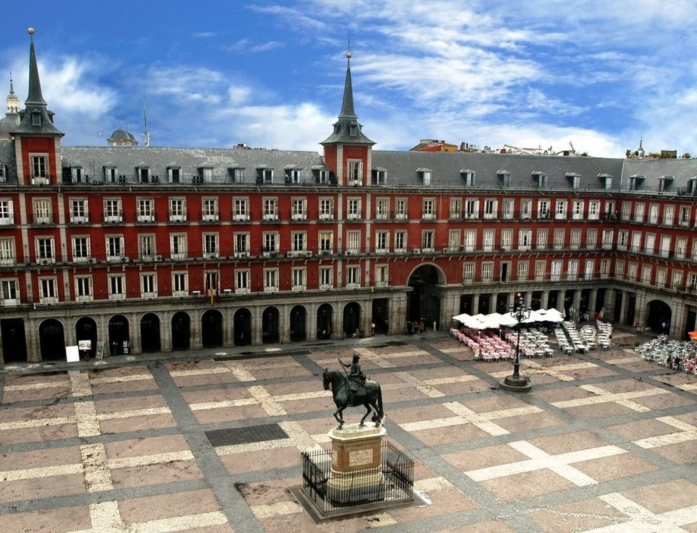 MADRID – Plaza Mayor