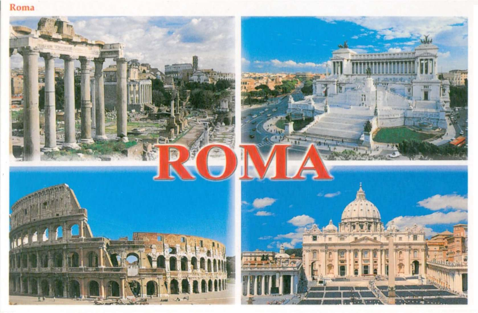 Roma Harta Obiective Turistice Total Reisen Roma Harta