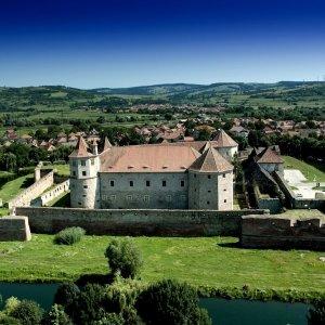 Cetatea Fagaras-Deva-Arad-Timisoara-Orsova-Craiova