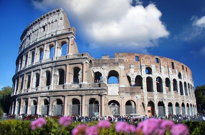 Vacanta Roma colosseum
