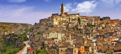 European Cultural City 2019 Matera