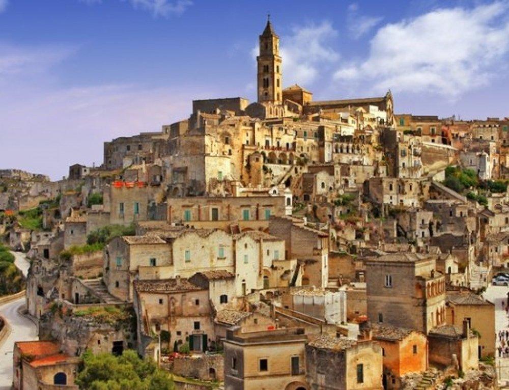 Matera – Oras Cultural European 2019